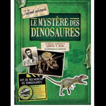 Actualité : Le mystère des dinosaures: le kit découverte
