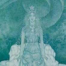 Conte : La reine des neiges : Première Histoire - Qui traite d'un miroir et de ses morceaux