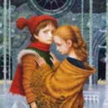 Conte : La reine des neiges : Septième histoire - Ce qui s'était passe au château de la reine des neiges et ce qui eut lieu par la suite