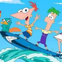 Phinéas et Ferb : Une rentrée pleine d'aventures !