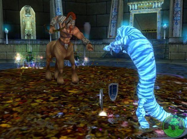 Wizard101 le jeu en ligne qui va enchanter la famille!