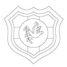 Blason de l'équipe du Tonga de Rugby