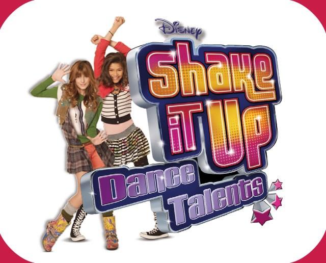 Apprendre à danser en vidéo avec Shake It Up Dance Talents