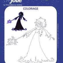 Emilie Jolie et la sorcière