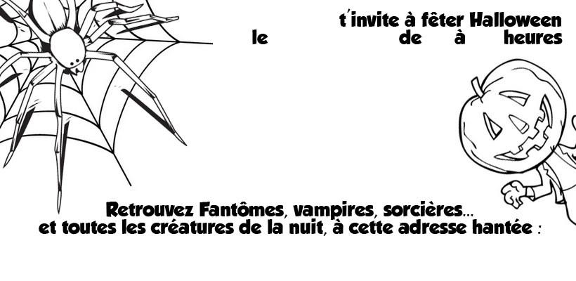 Top Activités manuelles invitation à la fête - fr.hellokids.com VE16