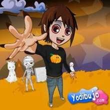 Les Yodimi d'Halloween - Jeux - Casse-têtes chinois en ligne - Casse-têtes d'Halloween