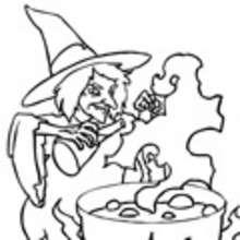 Carte à imprimer : Invitation pour Halloween