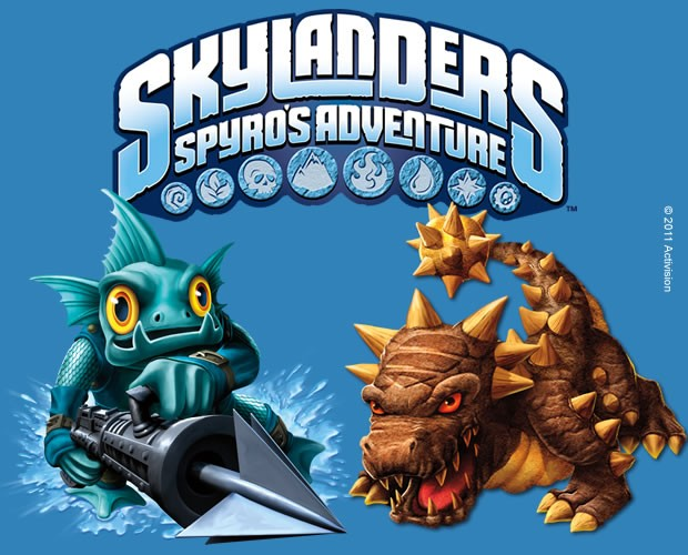 SKYLANDERS SPYRO'S ADVENTURE