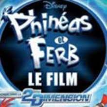 Phinéas et Ferb : Voyage dans la seconde dimension - Vidéos - Vidéos DISNEY