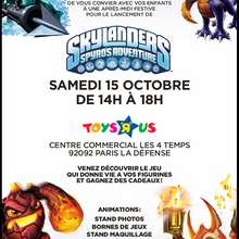 Skylanders Spyro's Adventure t'attend à Paris ! - Actualités