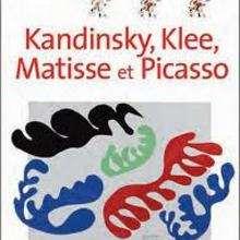 Dessiner avec Kadinsky, Klee, Matise et Picasso