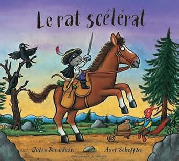 Livre : Le Rat Scélérat