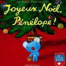 Joyeux Noël Pénélope: Le livre animé
