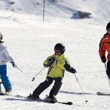 Le Challenge glisse 2011 pour une famille débutante en Savoie