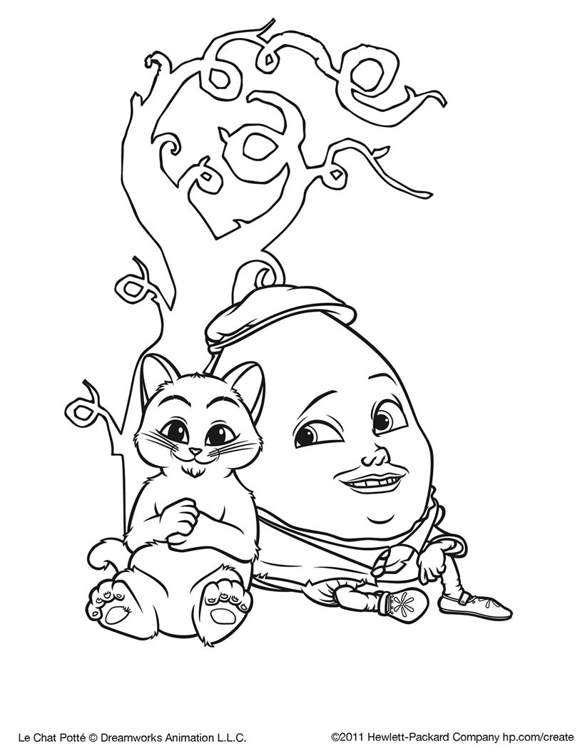 Coloriage Chat Botte A Imprimer.Coloriages Coloriage A Imprimer Chat Potte Fr Hellokids Com