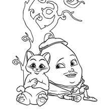 Coloriage à imprimer CHAT POTTE - Coloriage - Coloriage FILMS POUR ENFANTS - Coloriage CHAT POTTE