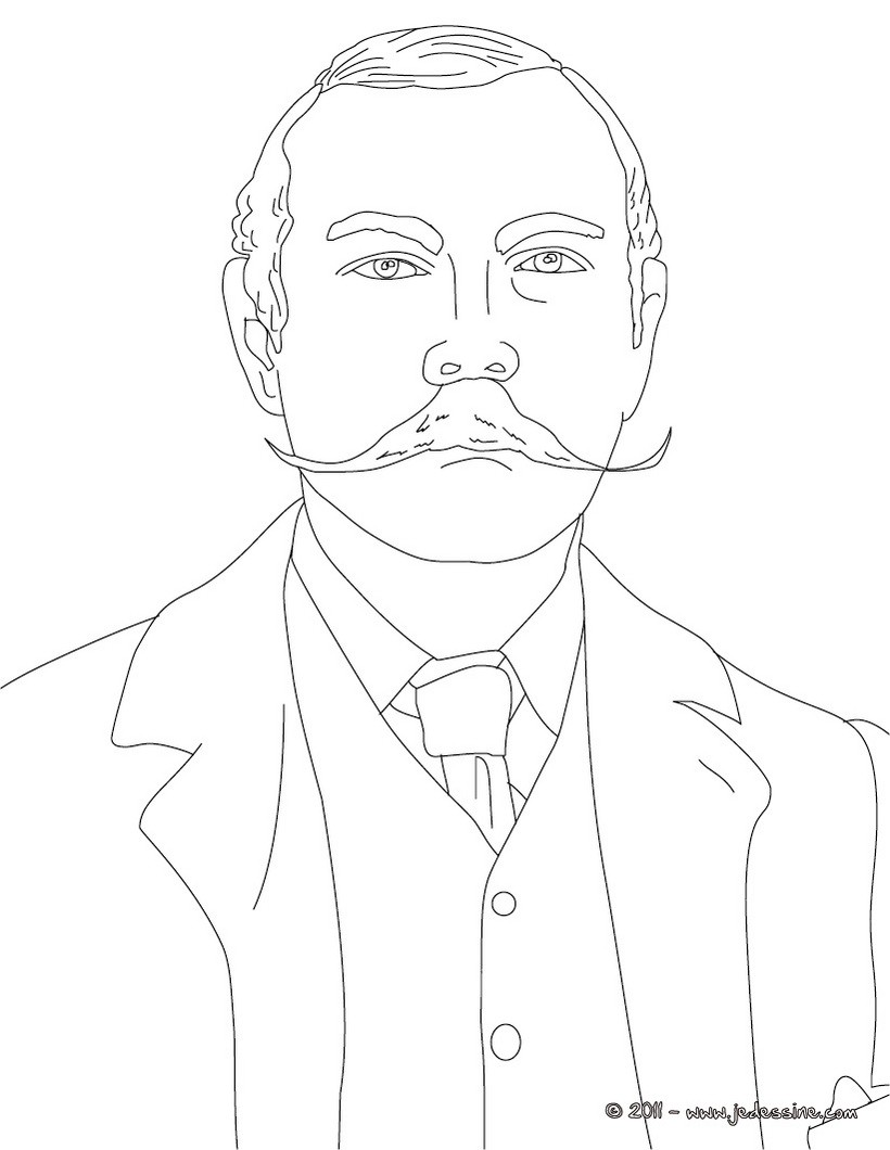 charles searles coloring pages - photo#3