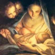 Parole de chanson : Il est né le divin enfant