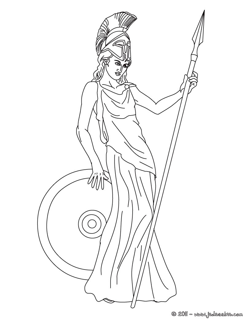 Orthos Greek Mythology Coloriages coloriage a...