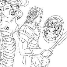 Personnage mythologique : La légende de Persée et Méduse