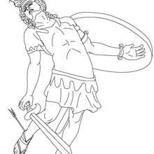 Personnage mythologique : Le Talon d'Achille