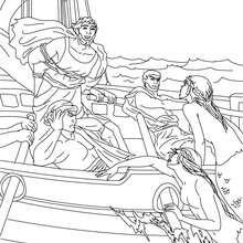 Personnage mythologique : Le Voyage d'Ulysse