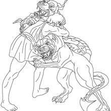 Personnage mythologique : Les 12 travaux d'Hercule
