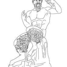 Personnage mythologique : PAN, dieu du monde sauvage