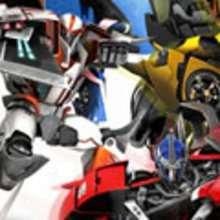 Actualité : Le jeu video TRANSFORMERS PRIME disponible à l'automne 2012