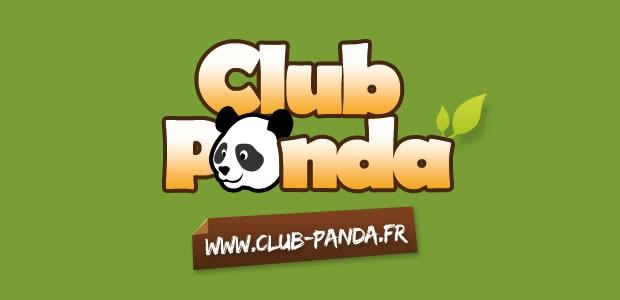 Coloriage CLUB-PANDA - Coloriage