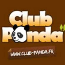 Coloriage CLUB-PANDA - Coloriage ANIMAUX - Coloriage
