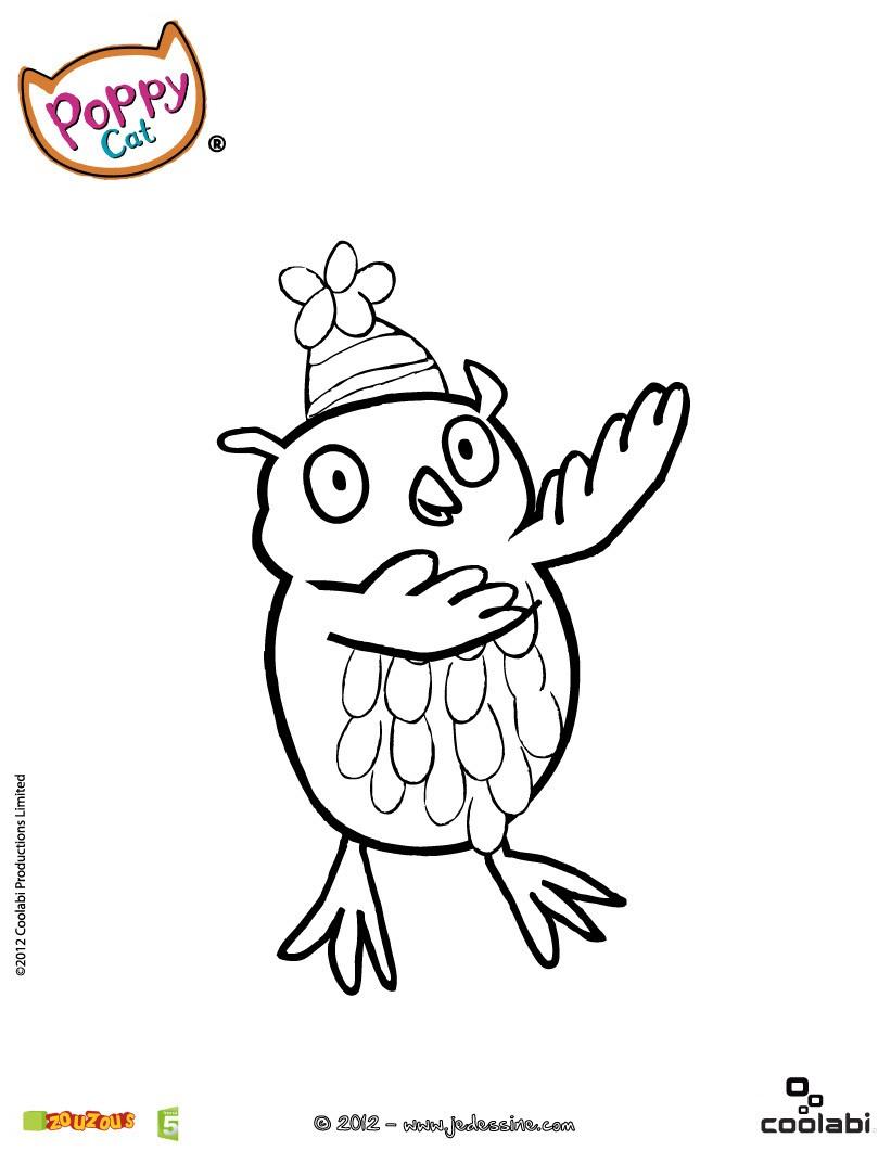 apprendre a dessiner hibou