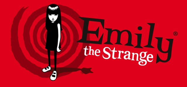 Coloriage EMILY THE STRANGE