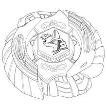 beyblade coloring pages ldrago - photo#4