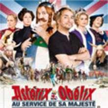 Actualité : Découvre le film Astérix et Obélix : Au service de sa Majesté en avant-première dans ta ville !