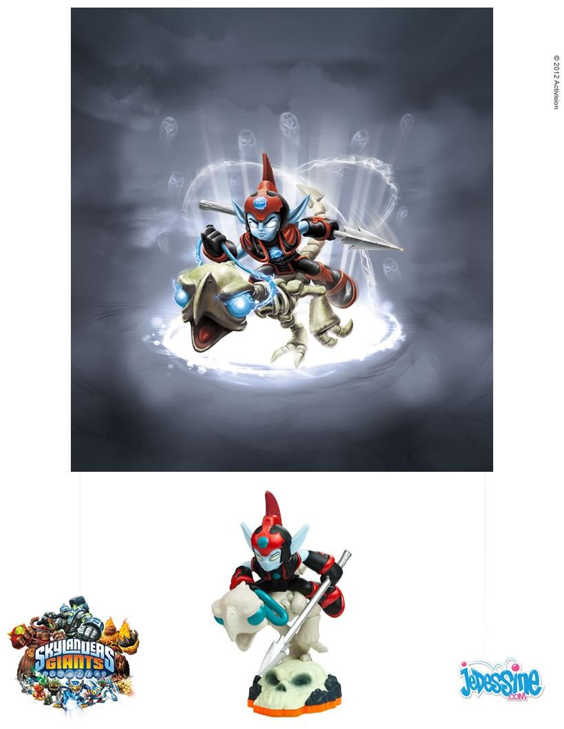 Jeux de fright rider - Skylanders jeux gratuit ...