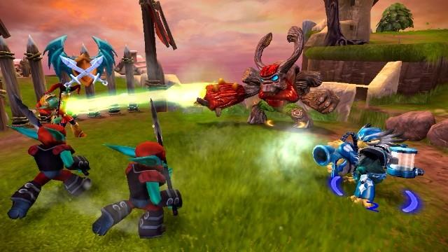 Jeux de captures du jeu skylanders giants - Jeux gratuit skylanders ...