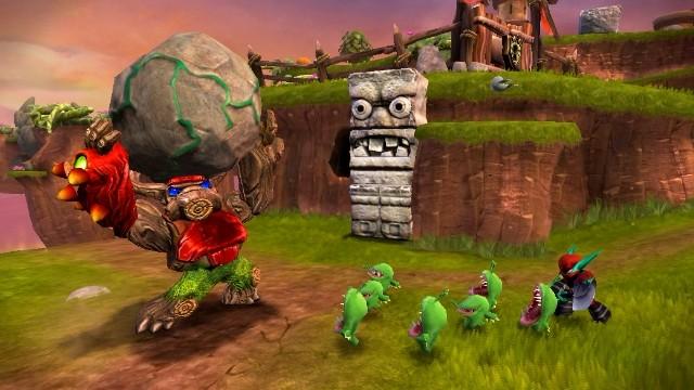 Jeux de captures du jeu skylanders giants - Skylanders jeux gratuit ...