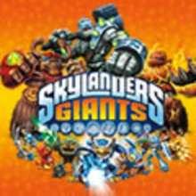 SKYLANDERS GIANTS - Sorties Jeux video - Jeux