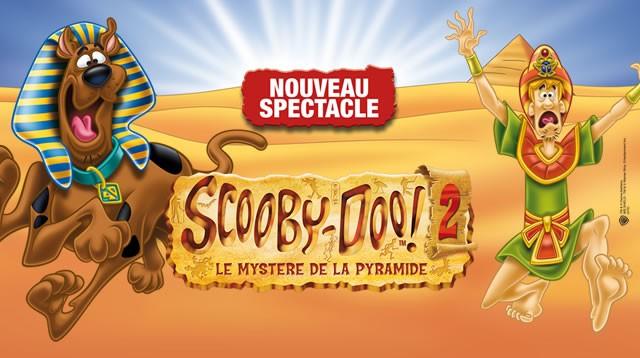 Coloriage de scooby doo et le myst re de la pyramide - Scooby doo jeux gratuit ...
