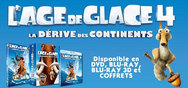 Coloriage AGE DE GLACE 4