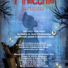 Actualité : Découvrez le spectacle musical Pinocchio !