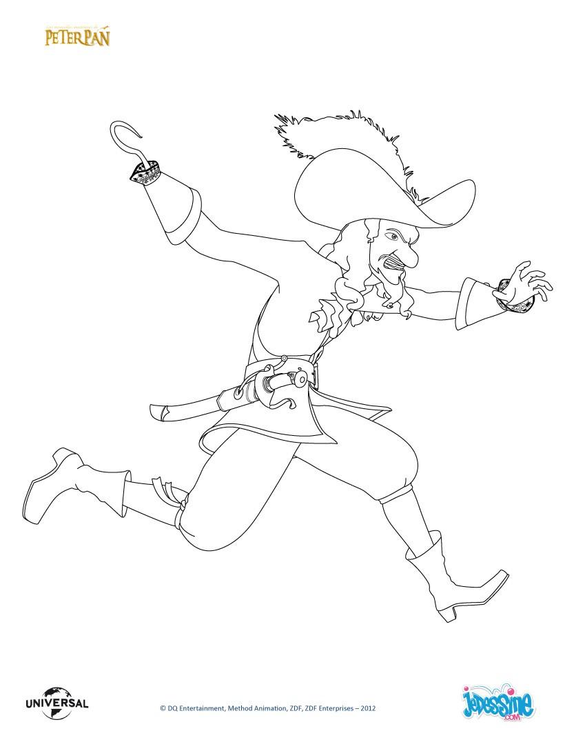 Coloriages crochet colorier - Peter pan dessin anime gratuit ...
