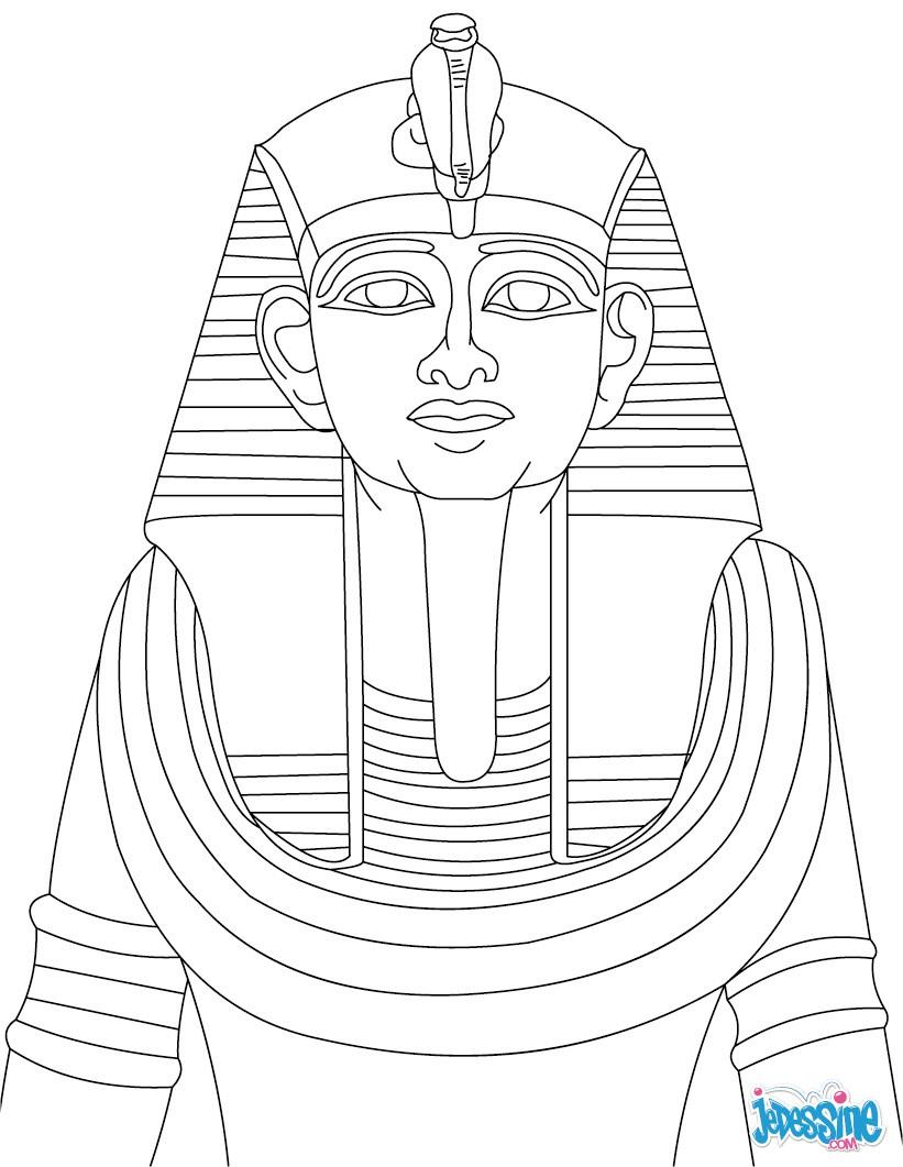 Все раскраски фараонов