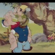 Popeye : Vido 4 - Vidos - Vidos de DESSINS ANIMES - Vido POPEYE