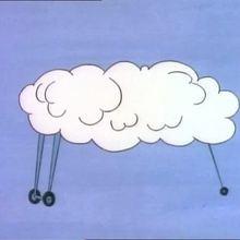 L'acenseur nuageux - Vidéos - Vidéos de DESSINS ANIMES - Vidéos SATANAS & DIABOLO