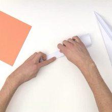 Faire une fusée en papier