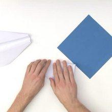 Origami : Faire un avion en papier