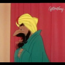 Bugs Bunny Episode 1 : Une Nuit chez le sultan