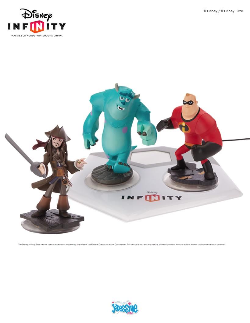 Figurines Disney Infinity